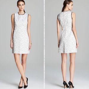 Kate Spade Blakely White floral dress size 2